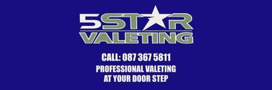 5 Star Valeting